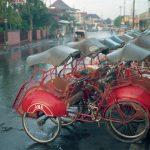 Rickshaw row
