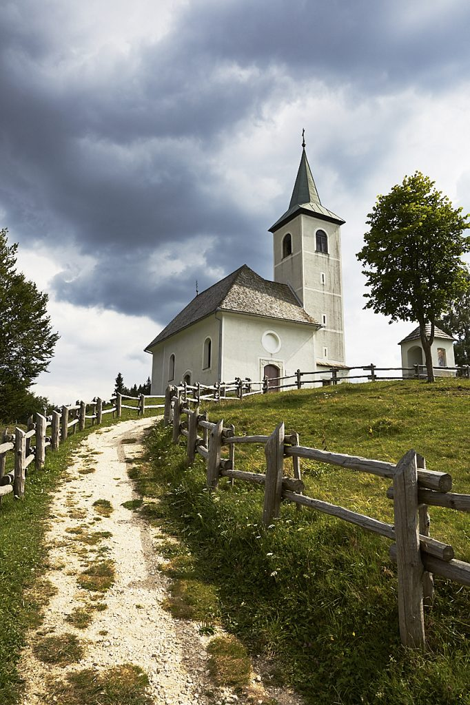 Slovenian church