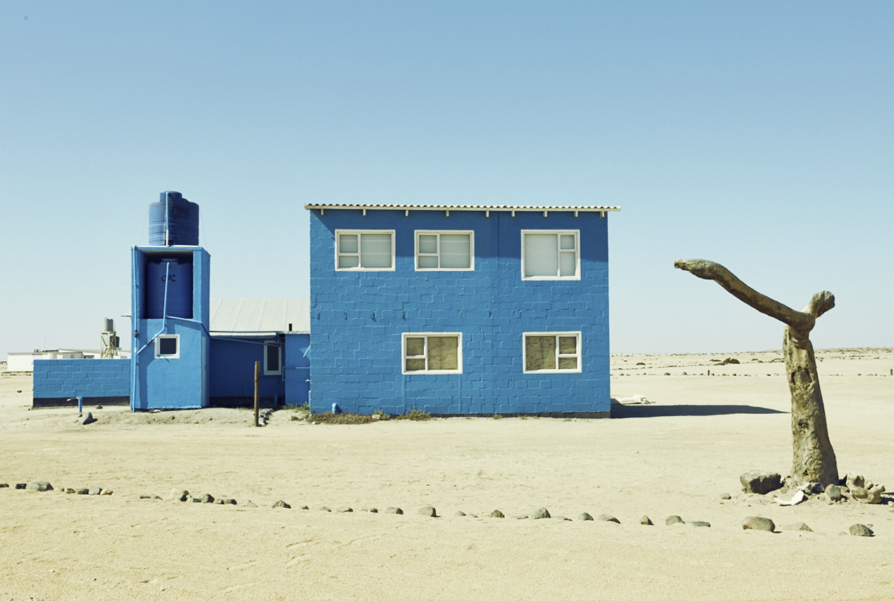 Blue House ii