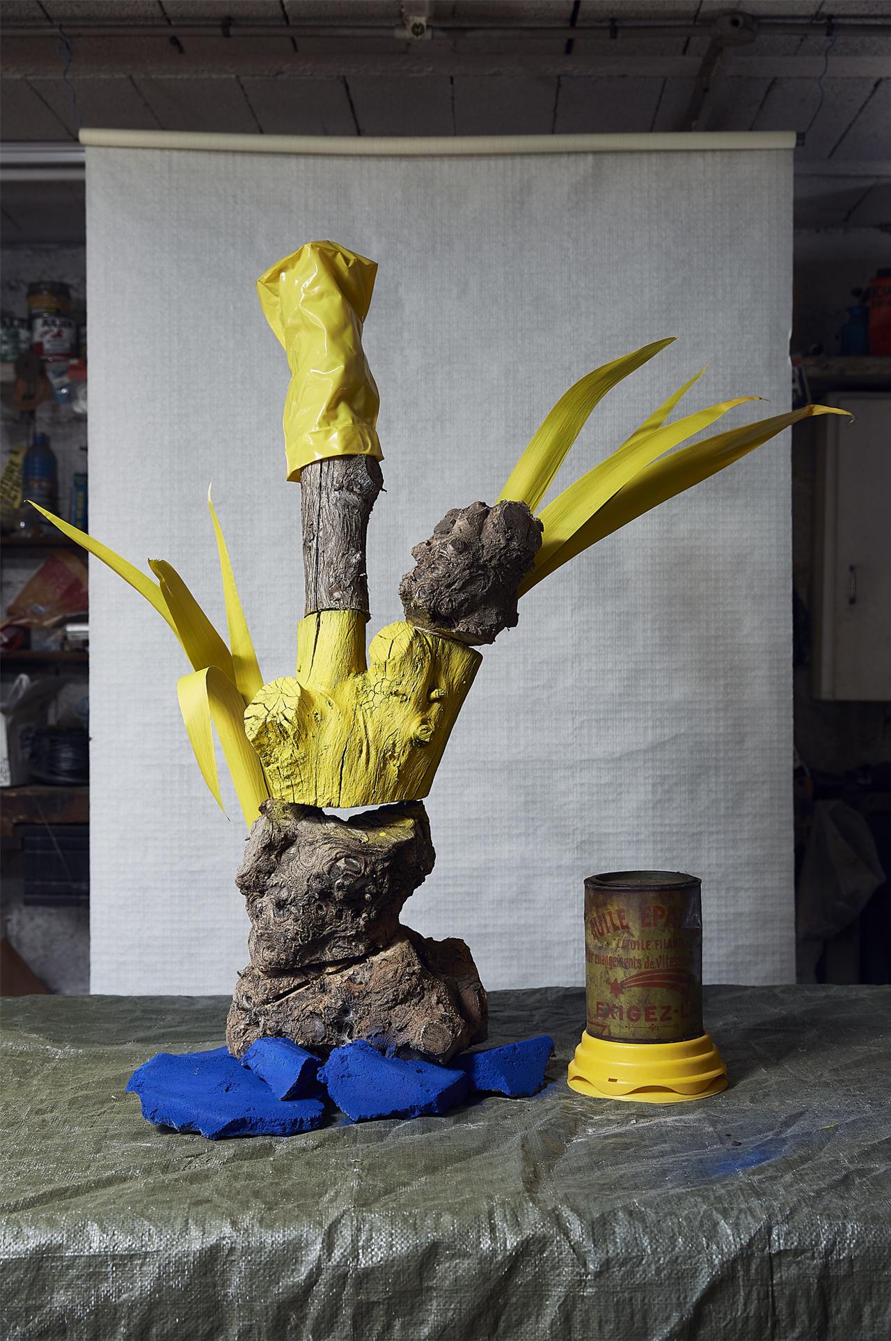 dead vlei Sculpture